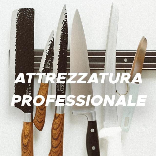 ATTREZZATURE PROFESSIONALI